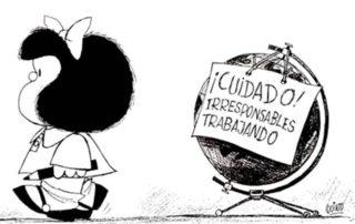 Mafalda © Quino